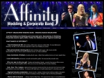 View More Information on Affinity Wedding Band