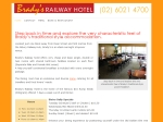 View More Information on The Best Albury Hotel