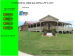 View More Information on O'donnell Bricklaying Pty Ltd