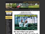 View More Information on Just Hydroponics, Deer Park