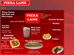 View More Information on Pizza Lane