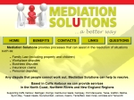View More Information on Mediation Solutions, Coffs Harbour