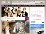 View More Information on Bride Magazine