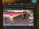View More Information on Brodies Pool Tables