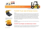 View More Information on North Coast Fork Lift Trucks
