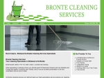 View More Information on Bronte Cleaning Services