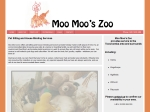 View More Information on Moo Moo's Zoo