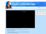 View More Information on Canberra Prenatal Yoga