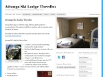 View More Information on Attunga Ski Lodge Thredbo Limited