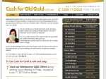 View More Information on Cash For Old Gold
