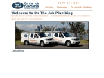 View More Information on On The Job Plumbing Pty Ltd