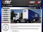 View More Information on FRF Couriers