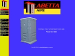 View More Information on Abetta Hire Pty Ltd Melbourne