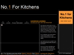 View More Information on No.1 For Kitchens