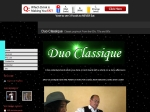 View More Information on Duo Classique