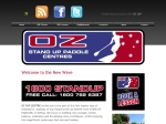 View More Information on Oz Stand Up Paddle Centres (Sydney)