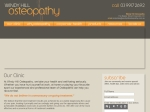 View More Information on Windy Hill Osteopathy