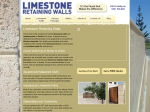 View More Information on Limestone Retaining Walls