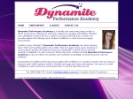 View More Information on Dynamite Performance Academy