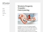 View More Information on Western Property Transfer