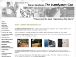 View More Information on Daryn Andrews The Handyman Can
