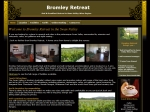 View More Information on Bromley Retreat