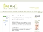 View More Information on Live Well Natural Wellness Centre