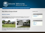 View More Information on Mark Wilson Design & Build