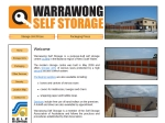 View More Information on Warrawong Self Storage