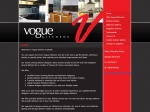 View More Information on Vogue Kitchens