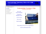 View More Information on Faulconbridge Veterinary Clinic