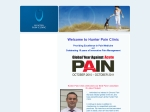 View More Information on Hunter Pain Clinic