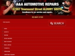 View More Information on A&A Automotive Repairs, Albury South