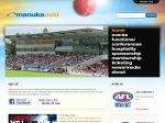 View More Information on Manuka Oval