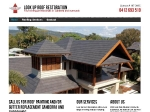 View More Information on Look Up Roof Restoration