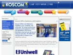 View More Information on Koscom Pty Ltd