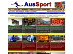 View More Information on Aussport Scoreboards & Electronic Displays