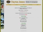 View More Information on Clayton James