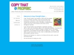 View More Information on Copy That At Profsec