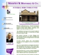 View More Information on Moroney Maurice R & Co