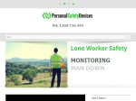 View More Information on Personal Safety Devices