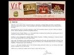 View More Information on VIP Decorating Services