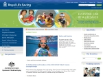 View More Information on The Royal Life Saving Society Aust NSW Branch