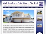 View More Information on Wal Robbins Additions Pty. Ltd.