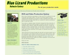 View More Information on Blue Lizard Productions