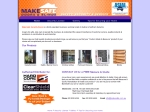 View More Information on Makesafe Doors & Blinds