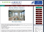 View More Information on Karen Lambert Conveyancing