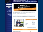 View More Information on Charlie's Engineering