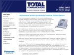 View More Information on Total Communications
