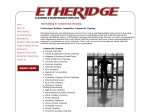 View More Information on Etheridge Cleaning & Maintenance Services